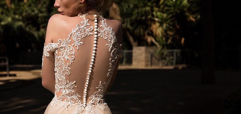 挑婚紗看領口X挑對領型美麗加倍,禮服推薦!