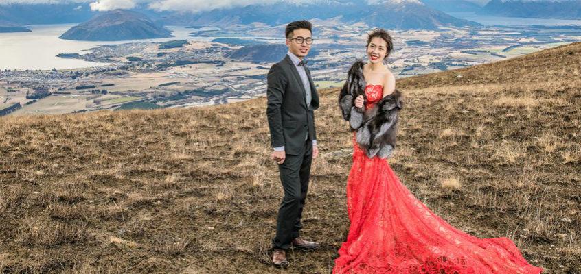 海外婚紗攝影-紐西蘭 Pre-Wedding
