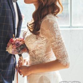 美式婚紗 台北禮服