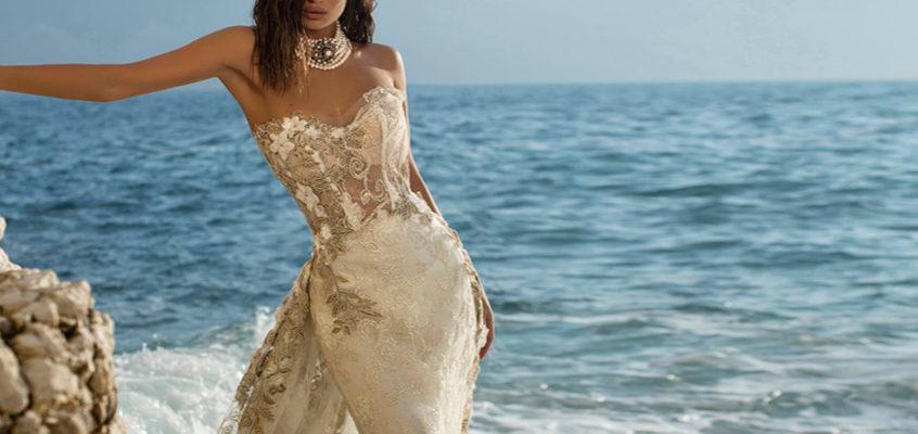 Just Hsu Wedding獨家設計魚尾婚紗禮服分析,秒懂三大魚尾禮服版型