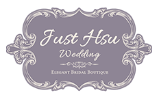 Just Hsu Wedding Dresses 高級訂製手工婚紗