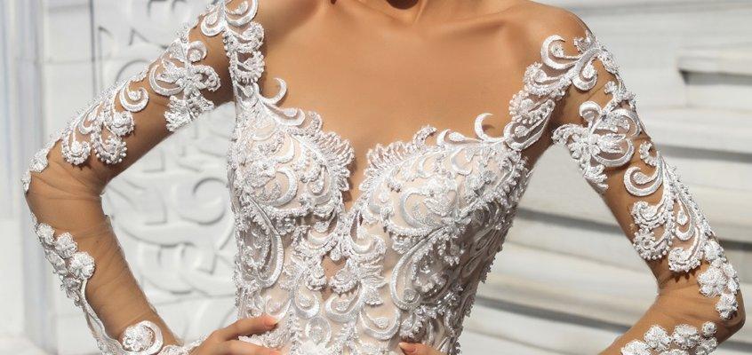 2019最新婚紗禮服趨勢 下集 清新自然風、仙氣風
