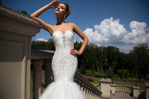 Just Hsu Wedding x Ida Torez 歐美品牌 - pearl
