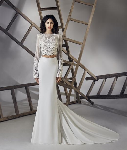 Just Hsu Wedding x Ida Torez 歐美品牌 - paloma