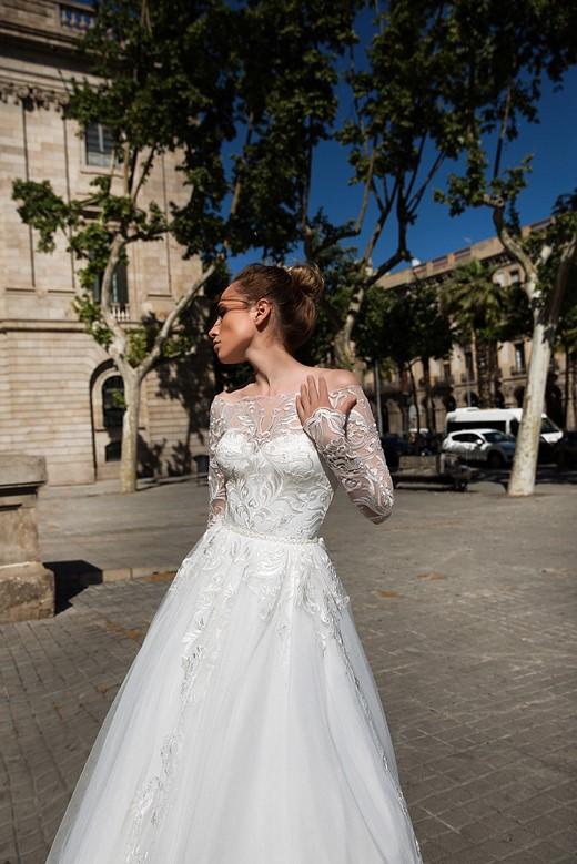 Just Hsu Wedding x Ida Torez 歐美品牌 - Barcelona
