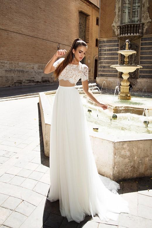 Just Hsu Wedding x Ida Torez 歐美品牌 - Milagro