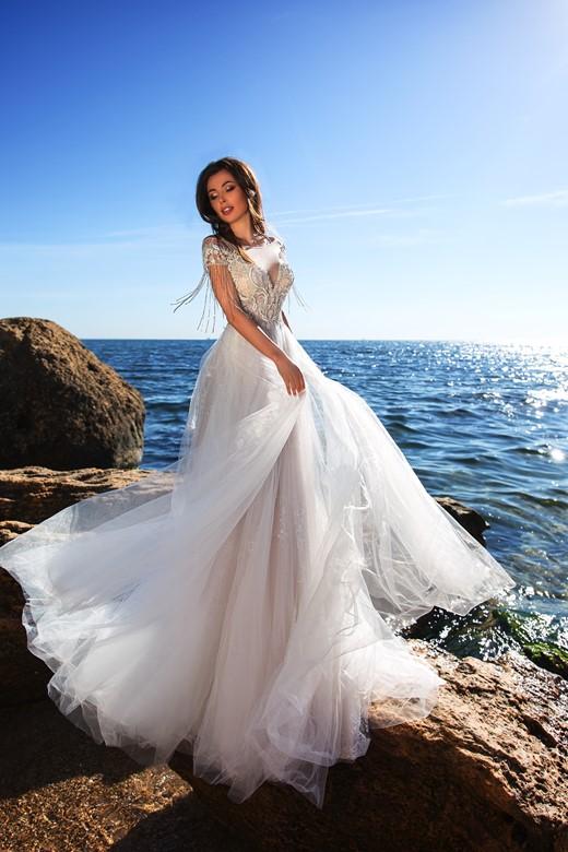 Just Hsu Wedding x Ida Torez 歐美品牌 - Soul of the Sea