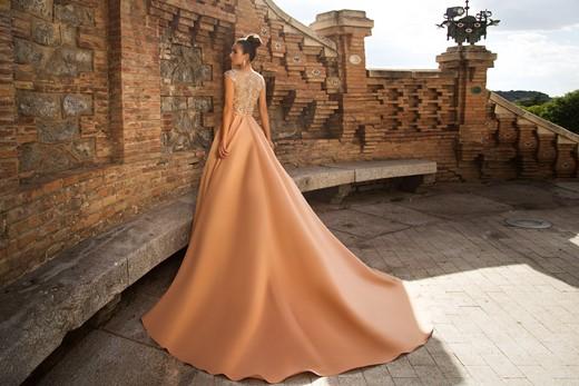 高級視覺美學–絕美莫蘭迪色系婚紗晚禮服推薦精選
