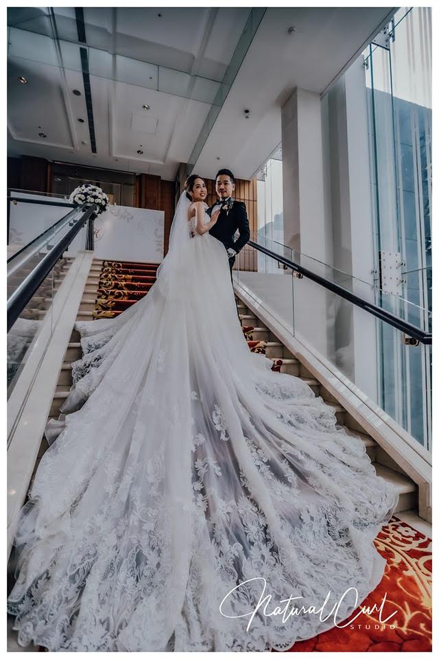 Just Hsu Wedding 五星級飯店婚禮白紗晚禮服推薦