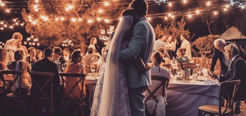 Just Hsu Wedding 為您打造一場浪漫唯美的戶外婚禮